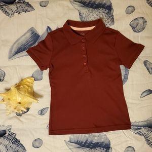 ***BUNDLE & SAVE*** Child's Maroon Polo Shirt